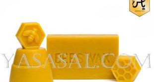 تولید موم عسل